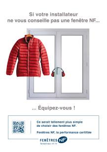 Équipez-vous de fenêtres certifiées NF